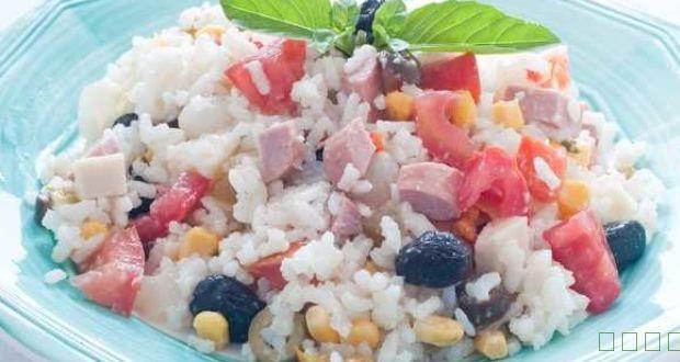 学习如何制作大麦红米沙拉【大麦红米沙拉食谱(大麦和红米沙拉食谱)】
